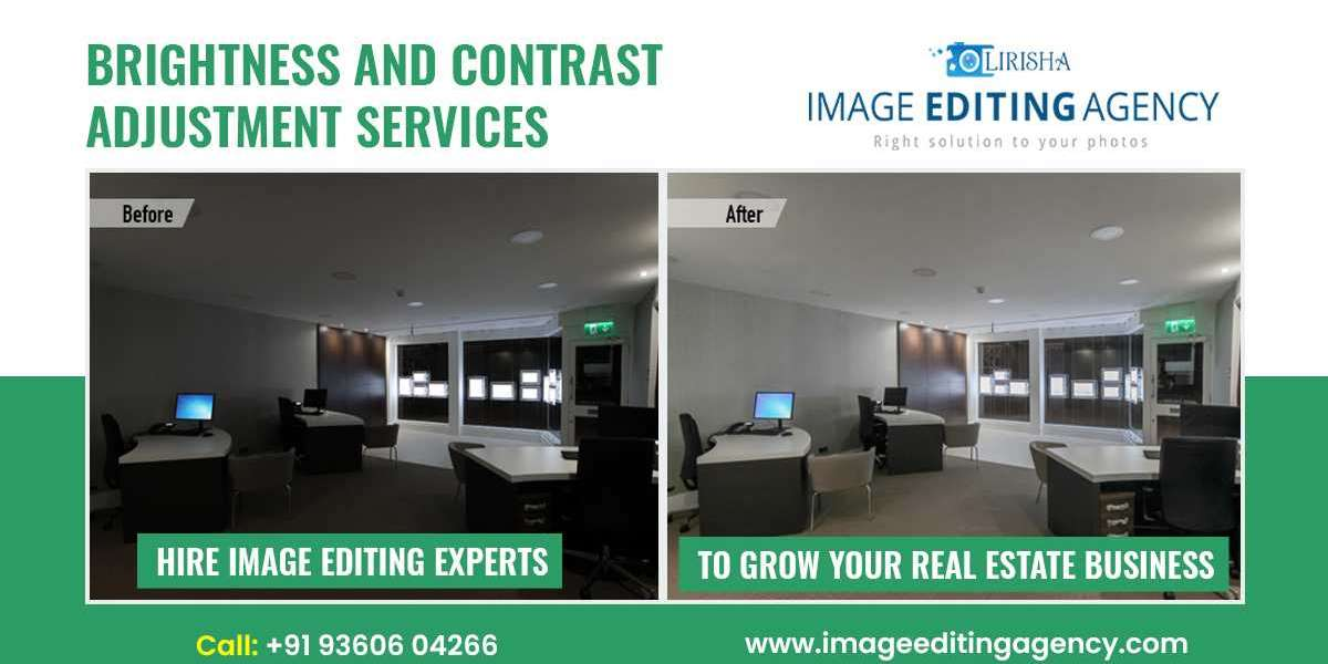 Real Estate Image Editing and HDR Blending Services