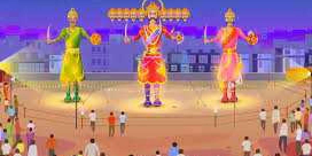 The Many Legends Behind Dussehra