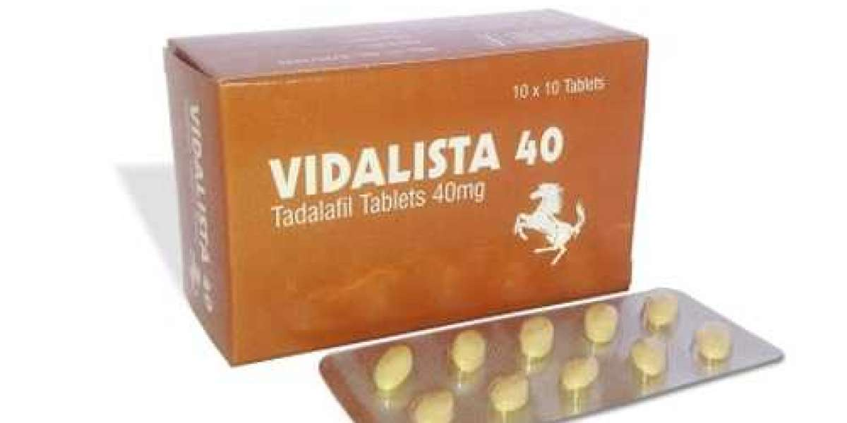 Vidalista 40 – Buy now and get free shipping