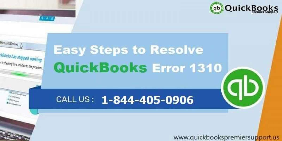 How to Fix QuickBooks error 1310, Error Writing to File?