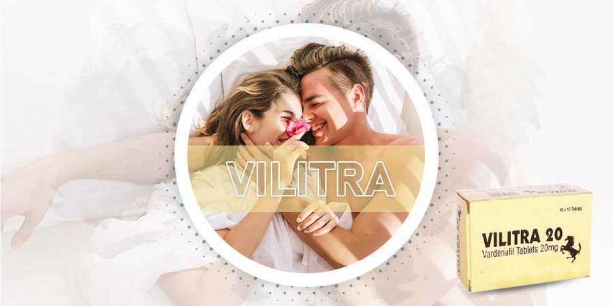 Vilitra 20 Mg   A Best Vardenafil Dose: Uses, Side Effects