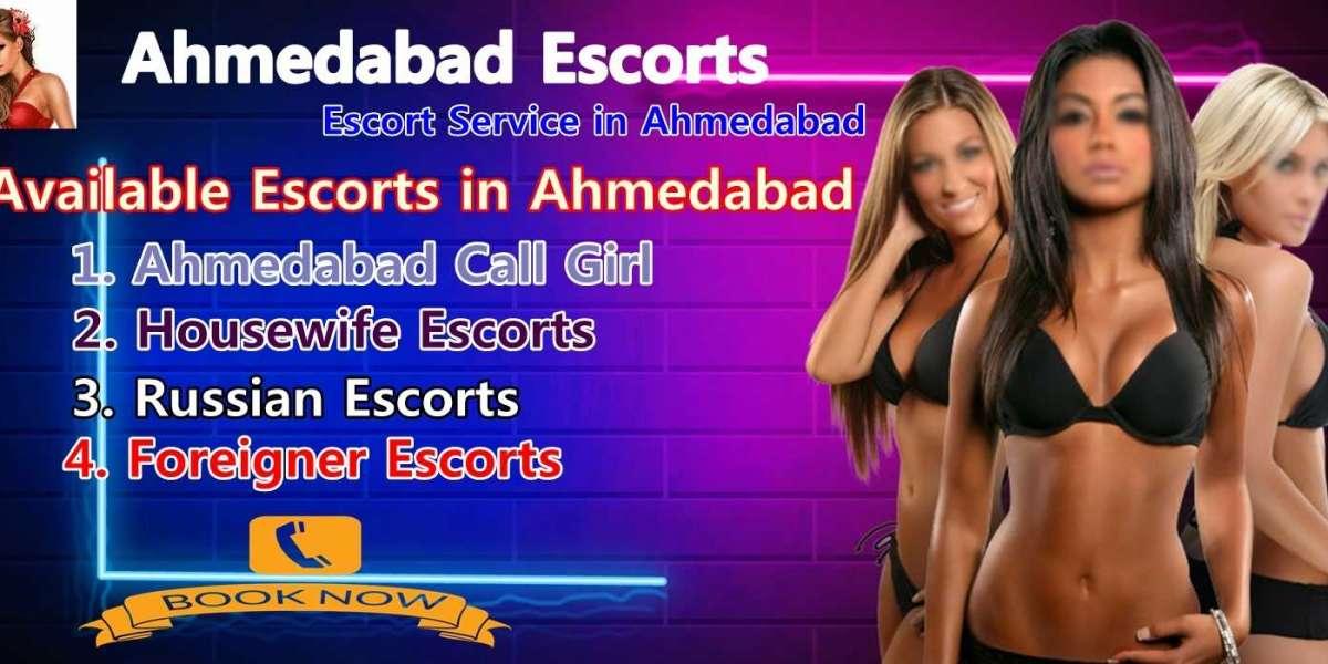 Ahmedabad Call Girl   Premium Escort Service 24/7 Here