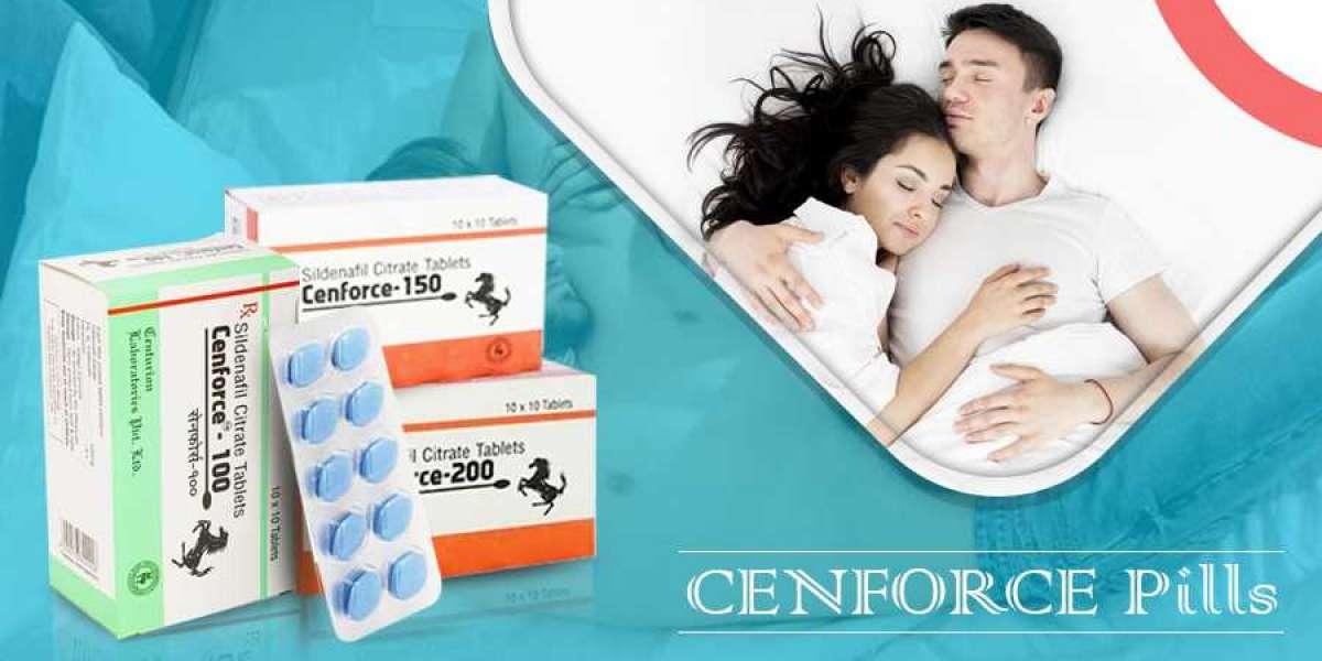 Cenforce (Sildenafil ) Online Tablets From USA || Powpills.com