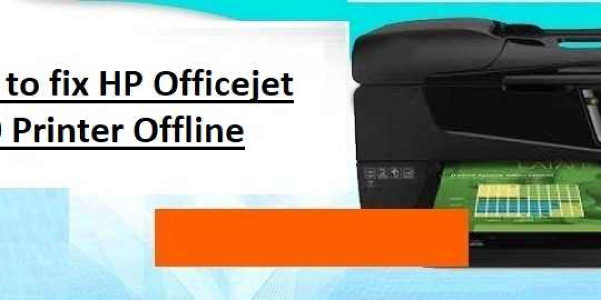 How to fix HP Officejet 3830 Printer Offline Issues
