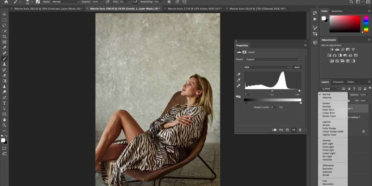 Use Photoshop's LAB color space to take editing to the next level