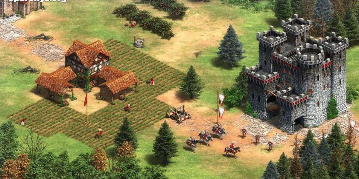 Tổng Hợp Các Loại Quân Khắc Chế Nhau Trong Game AOE 2 Đầy Đủ