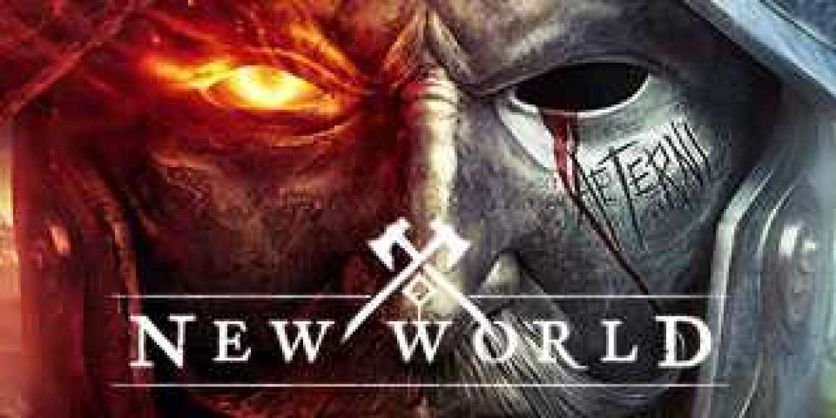 The New World will be an open-world massively multiplayer