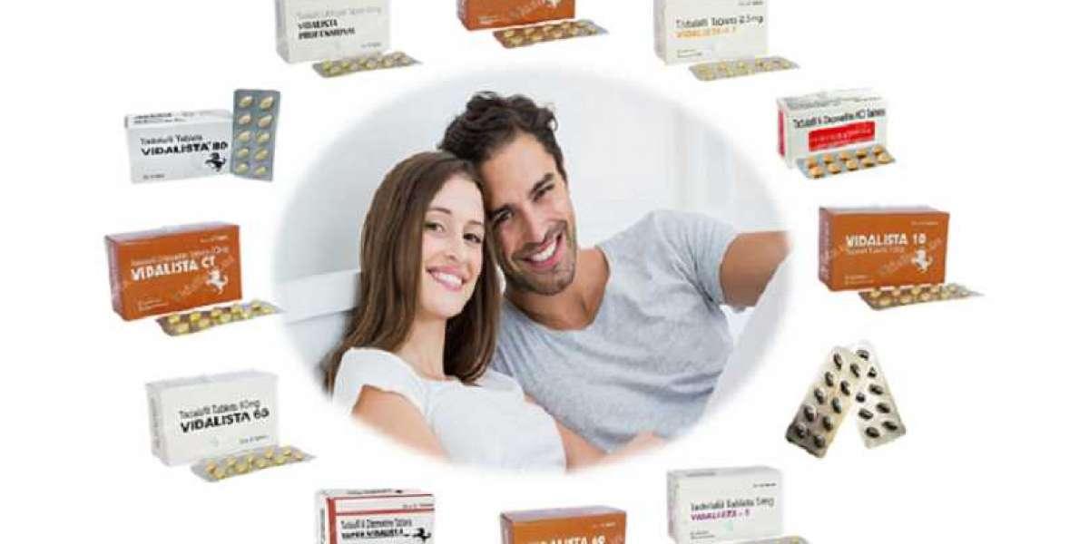 Vidalista – ED Pills | Buy online