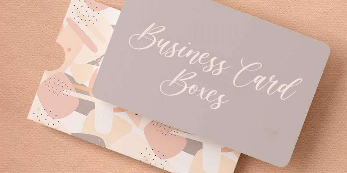 Important Factors you should know about Business Card Boxes