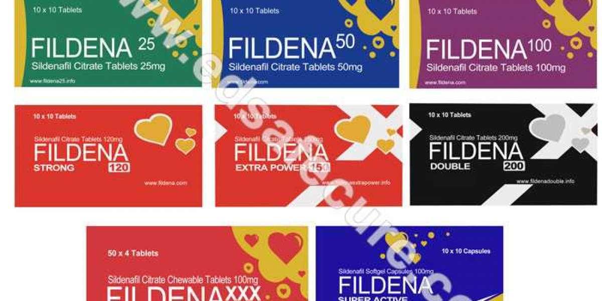Online Buy Fildena Lowest price | Generic Sildenafil